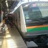 #269 上野東京ライン E233・E231系[小山車] (首都圏遠征③)