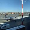 ロシア国内線 AEROFLOTでサンクトペテルブルクへ @ サンクトペテルブルク
