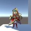 【Unity】ライトの影響を受けるスプライトを表示できる「Unity Mesh Sprites」紹介