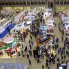 国内唯一のコインランドリービジネスの専門展『第1回 国際コインランドリーEXPO 2016』 同時開催展のCLVとあわせて10,292人が来場!