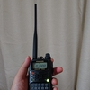 アマチュア無線::無線受信テスト:ラジオが聞けたよ^^
