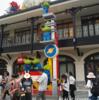 上海ディズニー 2日目 トイストーリーホテルの部屋