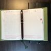  ほぼ日手帳と万年筆