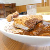 自分好みにカスタマイズできる欧風カレー屋さん「咖哩屋 梵」。十八穀米もチョイスできます。
