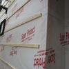 新築戸建て注文住宅の施工(外壁下地・窓枠の設置)