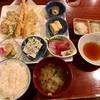 港南区上大岡西の「三浦頂食堂」で選べるメインと副菜五種盛り定食