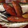 本日の漁港直送の魚たち!【比売知】【鰤】【魳】【飛魚】ほか
