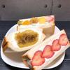 「ピアット」のフルーツサンドが美味い!