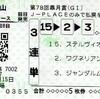 復活!ARS1点勝負(Vol.69 皐月賞)
