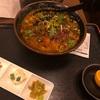 和合餃子秋葉原3号店でランチの担々麺