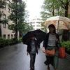 日曜日の今日は、初めて九龍を早稲田大学へ連れて行って、「第9回 未来をつくる学びテスト」を受験させました。