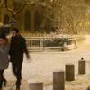 パリにもやっと冬が来た話