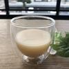 注目の発酵食品*甘酒で腸活!ミックスベリーの甘酒シェイク&青汁シェイクを作ってみました