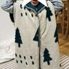 ひざ掛けで作る!簡単着る毛布の作り方