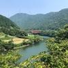 クライム練習 in徳山ダム