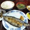 木更津市場 市場食堂 日替わりサンマひらきの日