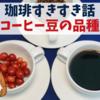 【コーヒーすきすき話】コーヒーの品種