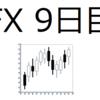 副業 FX 9日目 成績&反省&予想(FX初心者)