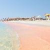 夏の終わりとギリシャのビーチ
