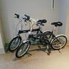旧軽井沢KIKYOキュリオ・コレクションbyヒルトンに宿泊:お部屋の備品とレンタルサイクルなど