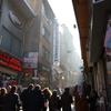 イスタンブールに訪れ、バグラバを食べる