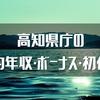 【最新】高知県庁の年収は556万円!平均年収、ボーナス、初任給をまとめました!