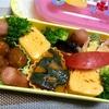 ヨメさん弁当〜塩鮭・だし巻き・マカロニサラダ〜