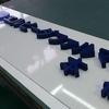 アルミ複合板とカルプ文字