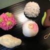 『嘯月』冬の上生菓子。新宿高島屋 京都航空便再び。東京にいながらして京都の和菓子を楽しむ。
