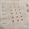 「きほんのき」刺しゅう-フレンチノットステッチ