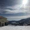 週末スキー、今日はプレオープンの白馬岩岳へ行ってきたよ!