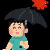 「かぶる傘」ではなく日傘を買いました
