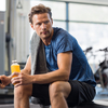 運動後の糖質摂取(1.2g/kgの糖質を15~30分ごとに最大5時間摂取すれば、筋グリコーゲンの最大合成が可能)
