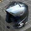 ヘルメットパーツ交換