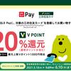 三井住友カード×ユニクロPay 20%還元キャンペーンが2週間延長となりました!