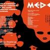 清流劇場『MEDEA(メデイヤ)』観劇しました。私は今すぐ家に帰りたくなりました。
