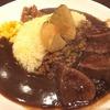 大阪で食べる北海道富良野の味? 唯我独尊の、タンカレー