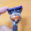 Gillette Fusion 5+1 PROGLIDEに買い換えたら、毎朝のひげ剃りがとても快適になった。