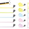 型紙を写す時に便利なフリクションマーカー!型紙写しのストレスが軽減するかな?