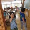 1年生:生活 アサガオを観察してきました。
