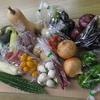 自然栽培の野菜と微生物農法で作られた米