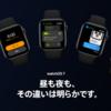 watchOS 7.3.3がリリース 〜 重要なセキュリティアップデート