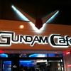 Gundam Cafeいってきました!
