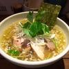 【今週のラーメン2249】 神田とりそば なな蓮 (東京・神田)  鶏そば・塩・大盛り