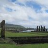 【世界一周26カ国目チリ】チリの一発目の観光地はココ!イースター島だ☆