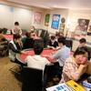 【新橋ハサウェイ】2度目の出張!アロマカフェ ポーカー会を終えて