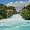 「フカ・フォールズ・リバークルーズ(HUKA FALLS RIVER CRUISE)」~フカ滝が目の前に迫る、迫る!!