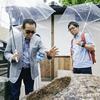 2019年もNHKブラタモリは京都で!:7/13(土)「京都・西陣編」に出演しました