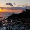 白浜 千畳敷 「沈む夕日を見る」プチ一人旅