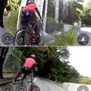ロードバイクで清滝峠を越えくろんど池に行きましたが、貧脚女子が熱中症!